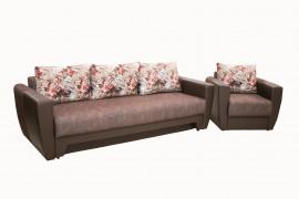 Набор мягкой мебели Гармония