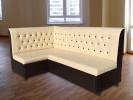 Угловой  диван для обеденной зоны Элит (раздвижной)