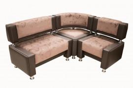 Угловой диван для обеденной зоны Кредо